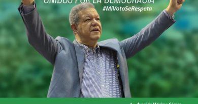 Marcha por la Democracia iniciará este domingo en la avenida Máximo Gómez con 27 de Febrero