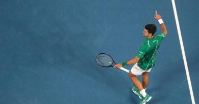 Novak Djokovic gana por octava vez el Open de Australia ante Thiem