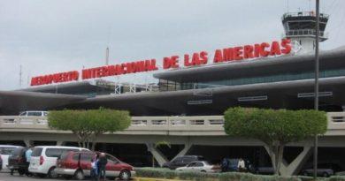 Operaciones de Aeropuerto Las Américas continuaron normal pese al apagón