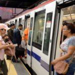 Opret informa la entrada gradual del Metro y del Teleférico tras apagón