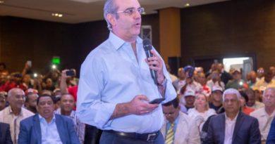 PRM denuncia organismo seguridad asedian jefe de la avanzada de Luis Abinader