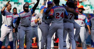 Serie del Caribe: RD vence 4-0 a Colombia