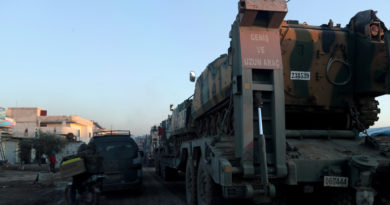 """Turquía anuncia la posible llegada de misiles Patriot de EE.UU. por la tensión en Siria y dice no buscar """"enfrentarse a Rusia"""""""