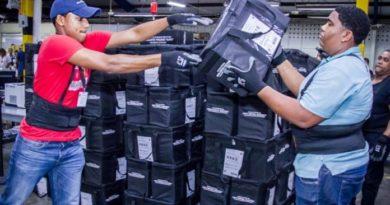 Materiales de votación son enviados a juntas municipales