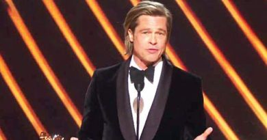 Brad Pitt dice adiós a la actuación