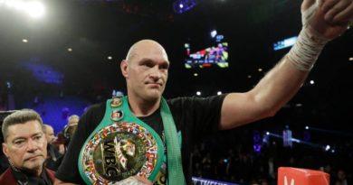 Deontay Wilder planea revancha con tercera pelea contra Tyson Fury