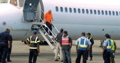 Deportados de los Estados Unidos 73 exconvictos dominicanos