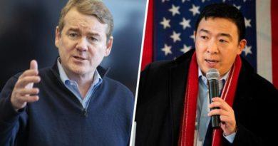 Michael Bennet y Andrew Yang abandonan la carrera por la candidatura demócrata en EE.UU.