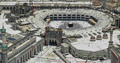 Arabia Saudita suspende la entrada de peregrinos a La Meca por el coronavirus