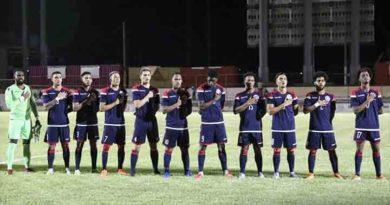 La selección preolímpica inicia preparación con 24 futbolistas del patio