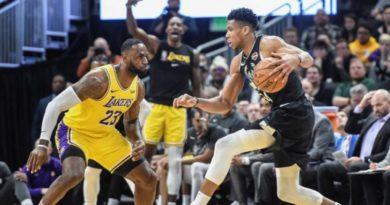 El mundo de las apuestas ve a los Lakers y Bucks favoritos al título de liga
