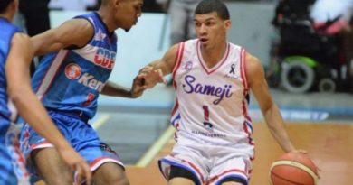 Sameji vence al CDP y cierra lucha clasificatoria basquet Santiago