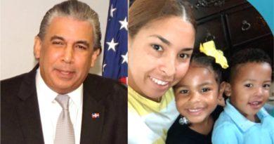 Consulado ofrece asistencia legal y económica a familia de dominicana e hijos asesinados por esposo en Nueva Jersey