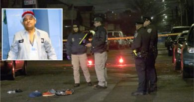 En misterioso asesinato matan en Queens a puñaladas en el estómago trabajador dominicano que iba del trabajo a la casa