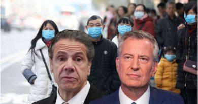 Máscaras quirúrgicas para protección del coronavirus escasean en Nueva York y se han repartido 1.5 millones