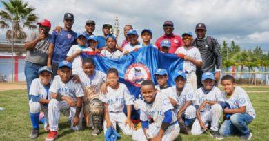 IPB, Natera y Naco ganan corona en torneo aniversario Liga Pimentel