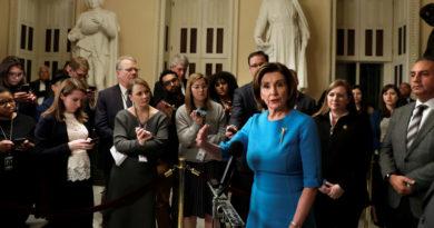 La Cámara de Representantes de EE.UU. aprueba proyecto de ley sobre medidas para suavizar el impacto del covid-19