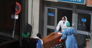España registra 838 muertes por covid-19 en 24 horas, la cifra total de fallecidos se eleva 6.528 y a más de 78.000 los contagiados