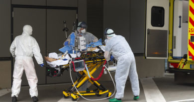 Alemania confirma 62.000 infectados y 541 muertos por covid-19