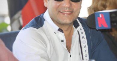 Abel Martínez resalta crecimiento turismo e inversiones en Santiago; fruto del orden y limpieza