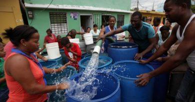 Hay alarma por la crisis de agua potable