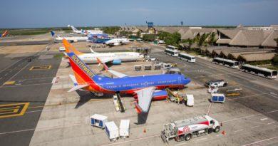 Aeropuerto Internacional de Punta Cana cumple protocolos de prevención ante covid-19