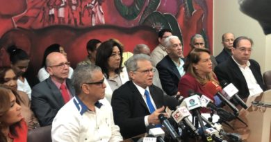 CMD convoca para el miércoles marcha hacia el Palacio Nacional por incumplimiento de acuerdos