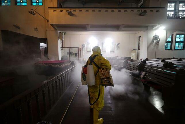 El plan de China para relanzar la economía por la crisis del coronavirus apuesta por construir más centrales de carbón