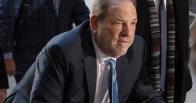 Defensa de Weinstein pide al juez la pena mínima en vísperas de la sentencia