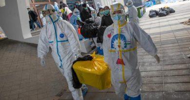 China prueba un nuevo método que puede detectar el coronavirus en 15 minutos