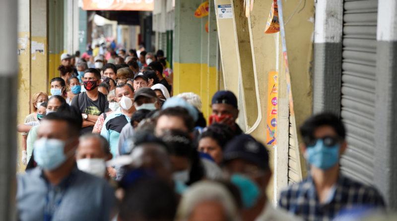 Ecuador suma 21 nuevos casos positivos de coronavirus y la cifra se eleva a 1.403