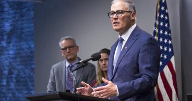 """El gobernador de Washington anuncia el """"estado de emergencia"""" en respuesta a los nuevos casos de coronavirus en EE.UU"""
