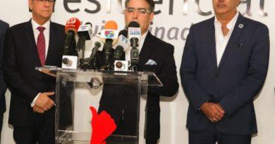 Ernesto Selman, exmiembro del CC del PLD, ingresa al Gabinete Presidencial de Luis Abinader
