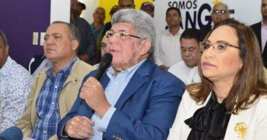 Gonzalo acompañará a Abel en cierre de campaña en Santiago
