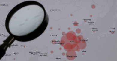 'Hackers' utilizan mapas en línea de propagación del coronavirus para infectar los ordenadores