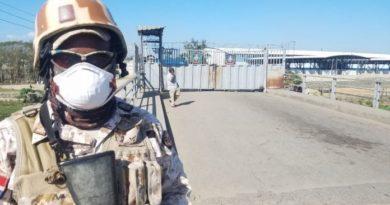 Haití hace efectivo el cierre de la frontera