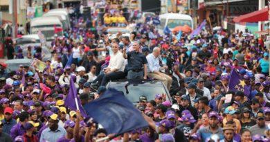 GONZALO CASTILLO AFIRMA QUE SERÁ EL PRÓXIMO PRESIDENTE DE RD Y EL PLD GANARÁ LA MAYORÍA DE LAS CANDIDATURAS MUNICIPALES