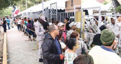 Electores vuelven a las urnas tras frustrados comicios 16 de febrero