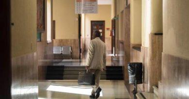 """Los procesos judiciales en el país han sido """"congelados"""" hasta que pase el estado de emergencia"""