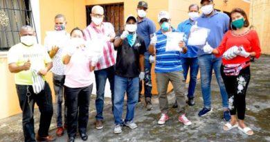 Equipo Ultramar Abinader inicia distribución 200 mil mascarillas