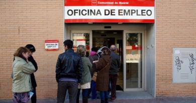 Los sindicatos españoles estiman un millón de despidos en marzo y piden al Gobierno medidas adicionales para evitarlos