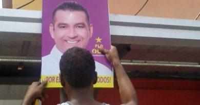 Luis Alberto ordena retirar propaganda visual colocada en el municipio SDE