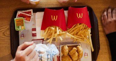 """McDonald's en RD solo ofrecerá servicios """"automac"""" y delivery por coronavirus"""
