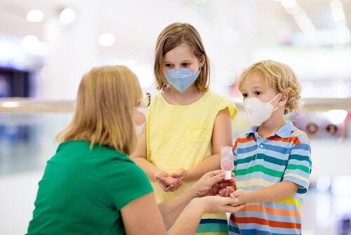 Coronavirus en niños: todo lo que debes saber