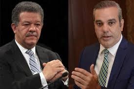 Ni Abinader ni Leonel han elegido candidatos vicepresidenciales; se barajan varios nombres