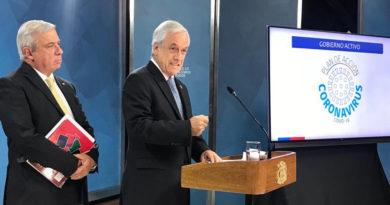 """Piñera anuncia que hay más de 600 casos sospechosos de coronavirus en Chile: """"El primero llegará en cualquier momento"""""""