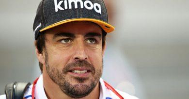 Piloto Fernando Alonso dona 4.000 equipos de protección y 300.000 mascarillas