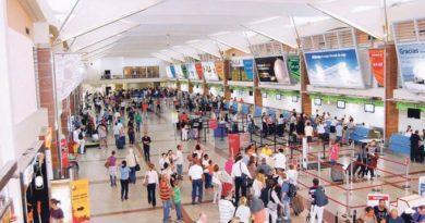 Italiano internado entró por el aeropuerto de La Romana