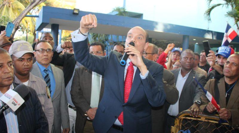 Ramfis considera vergonzoso fallo de TSE