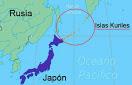 Rusia registró un terremoto de magnitud 7,5 que sacudió las islas Kuriles